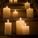 jolies bougies LED pour votre interieur